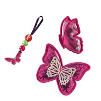 Step by Step Magic Mags Shiny Butterfly Set 3tlg.