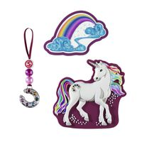 Step by Step Magic Mags Schleich Rainbow Unicorn Set 3tlg.