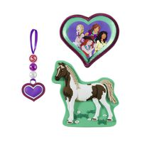 Step by Step Magic Mags Schleich Girls Horse Club Set 3tlg.