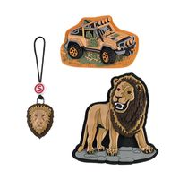 Step by Step Magic Mags Schleich Wild Life Lion Set 3tlg.
