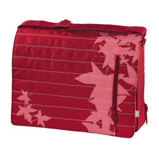 aha Notebooktasche Messenger Bag C1 13 Zoll maple