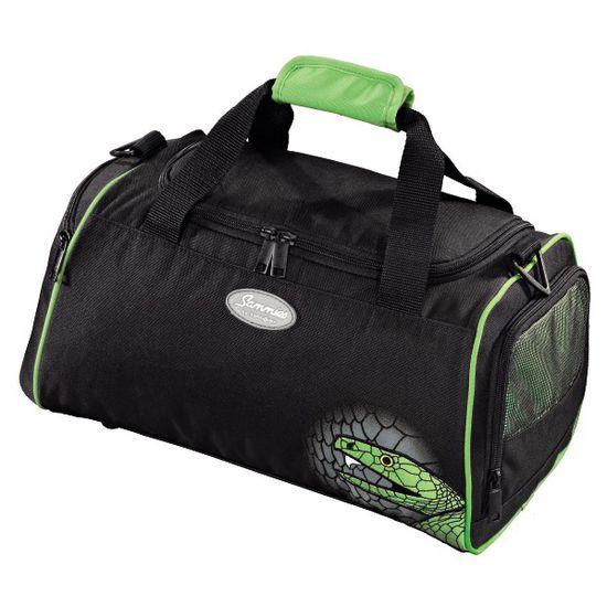 Sammies Premium Sporttasche Green Mamba