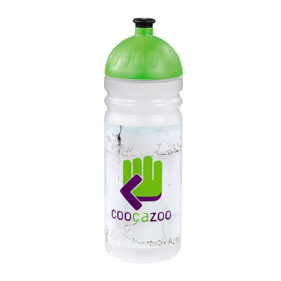 Coocazoo JuicyLucy Grau Trinkflasche