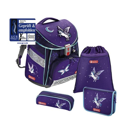 Step by Step Comfort Pegasus Dream Schulranzen Set 4tlg.