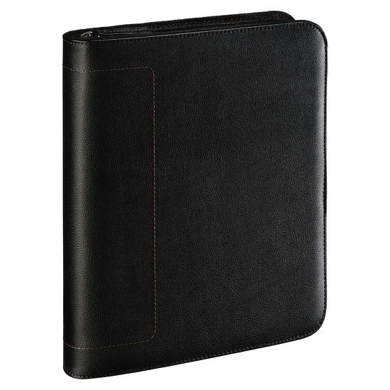 Hama est. 1923 Hannover Black Schwarz Tablet-Organizer A5