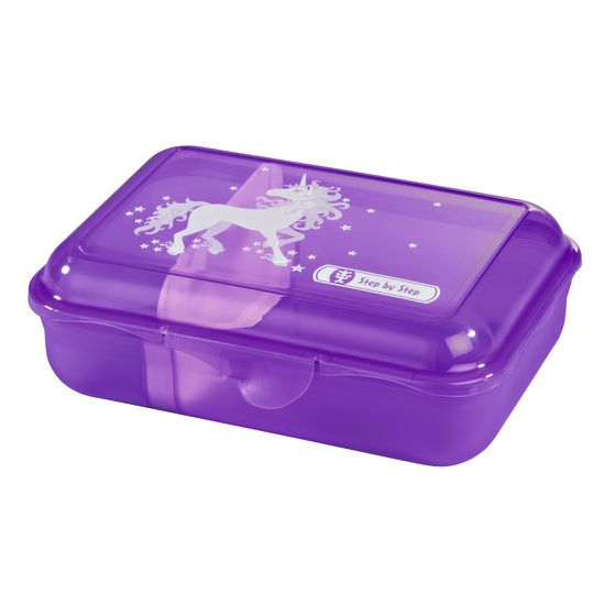 Step by Step Lunchbox Unicorn