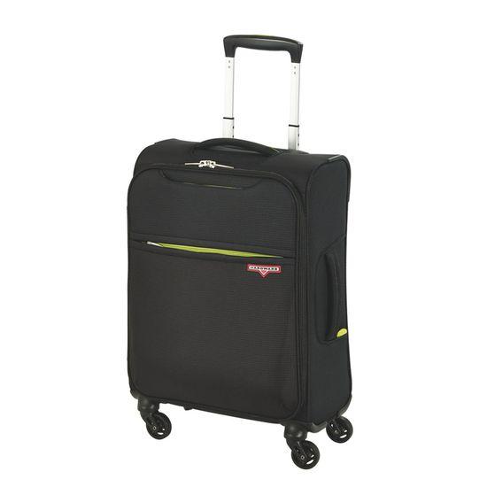 Hardware - Koffer XLight - Trolley S - 55cm 4 Rollen - Black