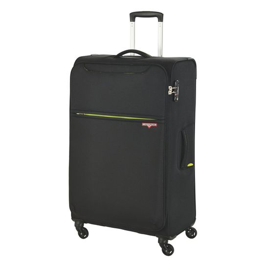 Hardware XLight Black 4-Rollen Trolley L 80cm