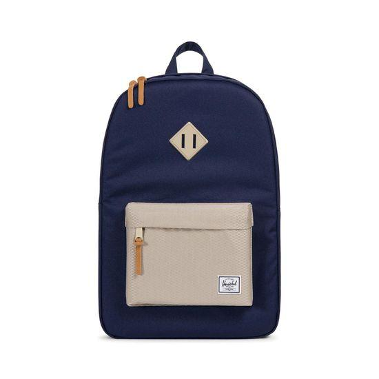 Herschel Heritage Backpack Peacoat/ Eucalyptus Rucksack
