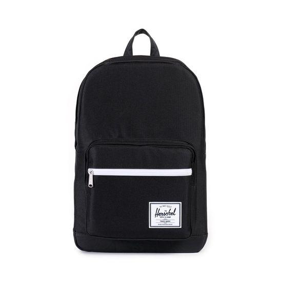 Herschel Pop Quiz Backpack Black Black Rucksack