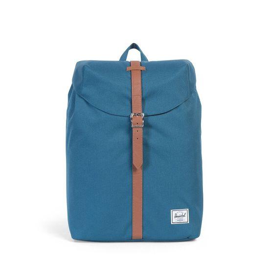 Herschel Post Backpack Indian Teal / Tan Rucksack