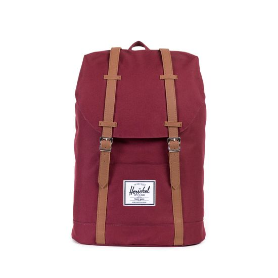 Herschel Retreat Backpack Windsor Wine Rucksack