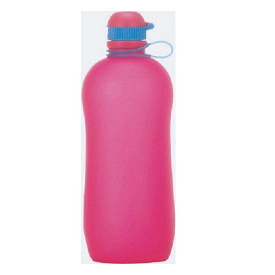 Silikon Viv Bottle 3.0 1500 ml. Pink faltbare Trinkflasche