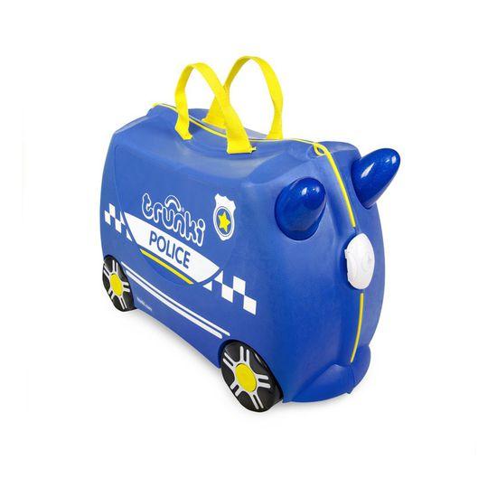 Trunki Percy das Polizeiauto Kinderkoffer