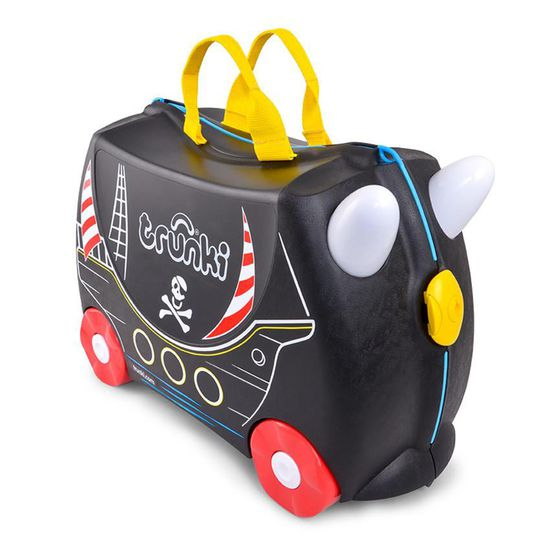 Trunki Pedro Pirate Black Kinderkoffer