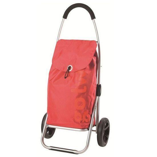 Playmarket Go Two Einkaufstrolley Rot