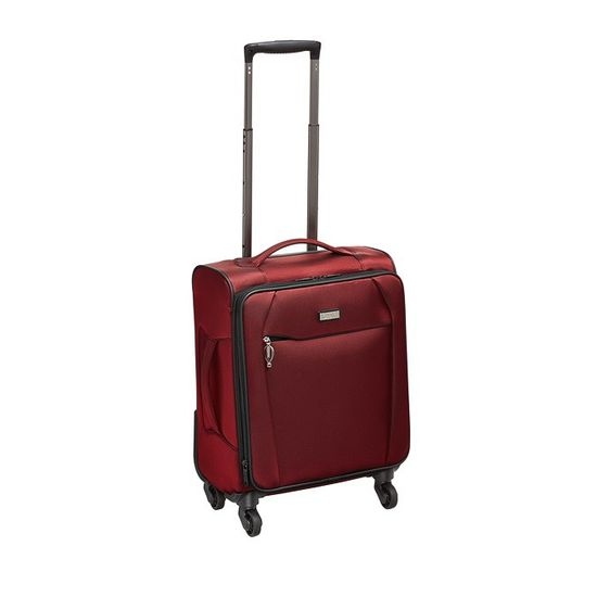 Stratic - Koffer / Trolley - Unbeatable - 4 Rollen - S - Rot