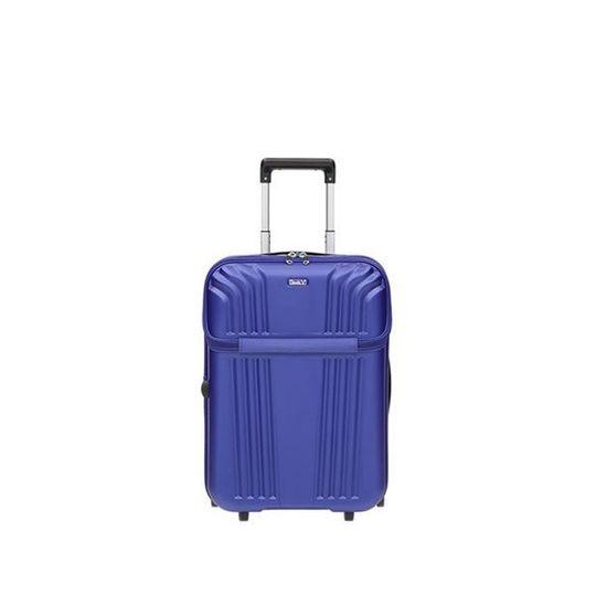 Stratic - Koffer / Trolley - Cone - 2 Rollen - S - Blau