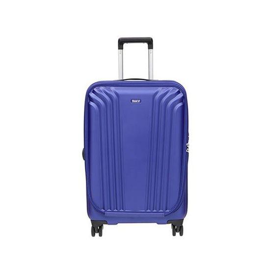 Stratic - Koffer / Trolley - Cone - 4 Rollen - M - Blau