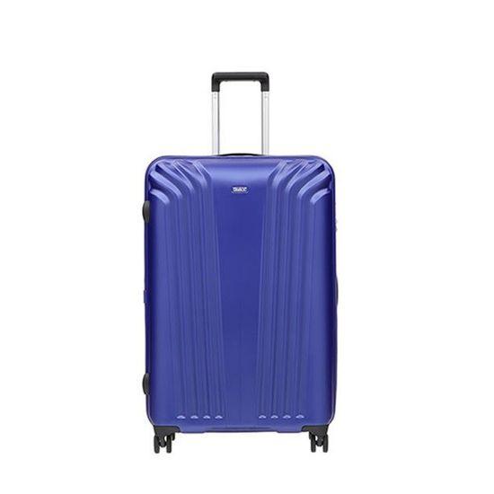 Stratic - Koffer / Trolley - Cone - 4 Rollen - L - Blau