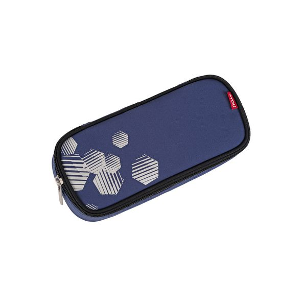 4You Schlamperbox PenCase + Geo Mecanic Blue
