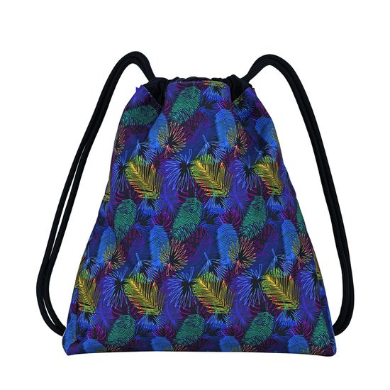 4You Cinch Bag Jungle Turnbeutel