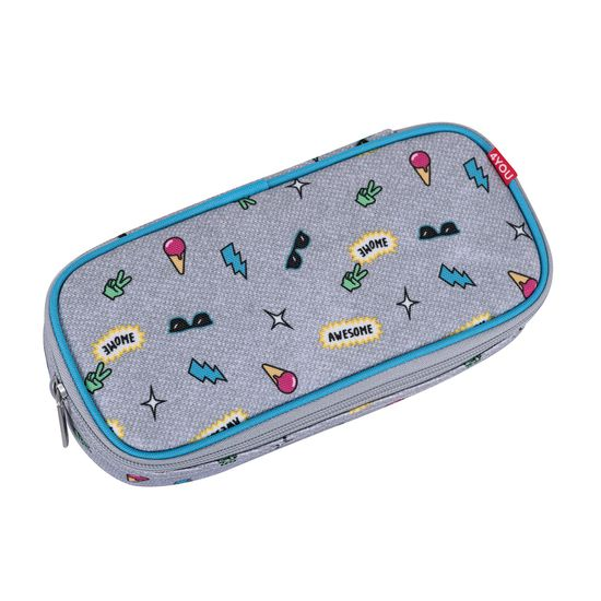 4You Schlamperbox PenCase + Geo Awesome