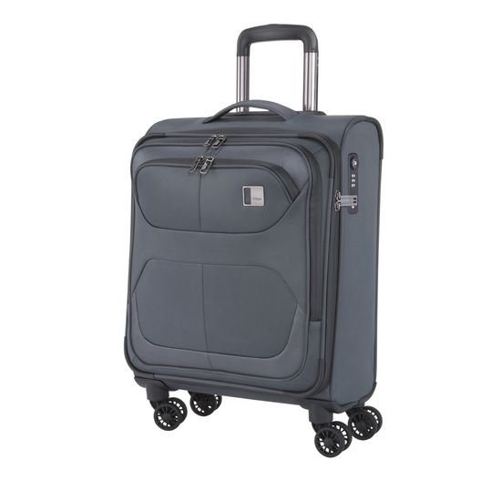 TITAN - Koffer / Trolley S - 4 Rollen (Bordgepäck) Nonstop  360° - Stone