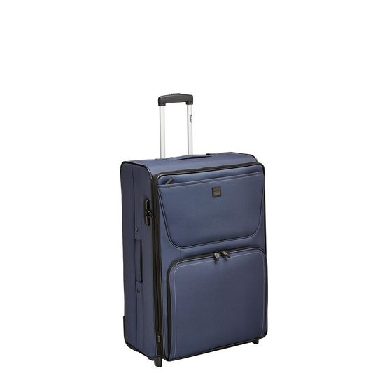 Stratic - Koffer / Trolley - Bendigo 3 - 2 Rollen - S - Blau