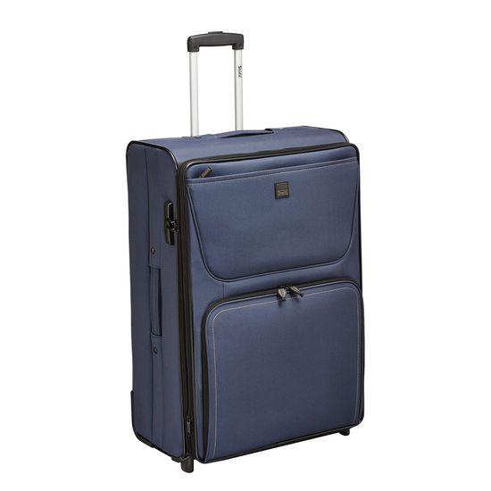 Stratic - Koffer / Trolley - Bendigo 3 - 2 Rollen - M - Blau