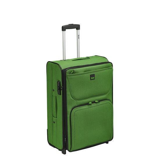 Stratic - Koffer / Trolley - Bendigo 3 - 2 Rollen - M - Grün