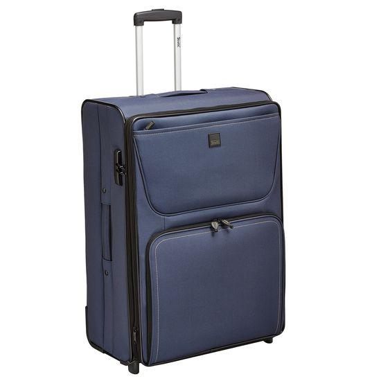Stratic - Koffer / Trolley - Bendigo 3 - 2 Rollen - L - Blau