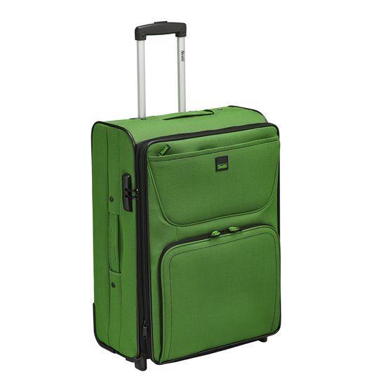 Stratic - Koffer / Trolley - Bendigo 3 - 2 Rollen - L - Grün