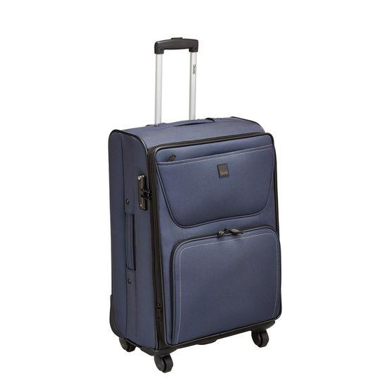 Stratic - Koffer / Trolley - Bendigo 3 - 4 Rollen - M - Blau