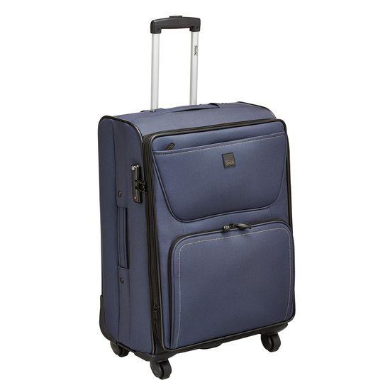 Stratic - Koffer / Trolley - Bendigo 3 - 4 Rollen - L - Blau