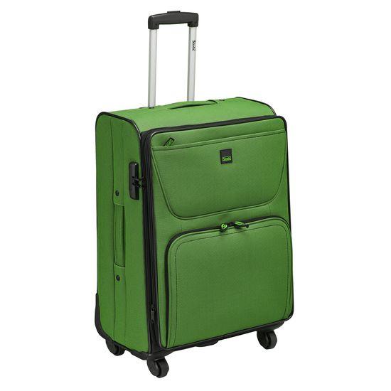Stratic - Koffer / Trolley - Bendigo 3 - 4 Rollen - L - Grün