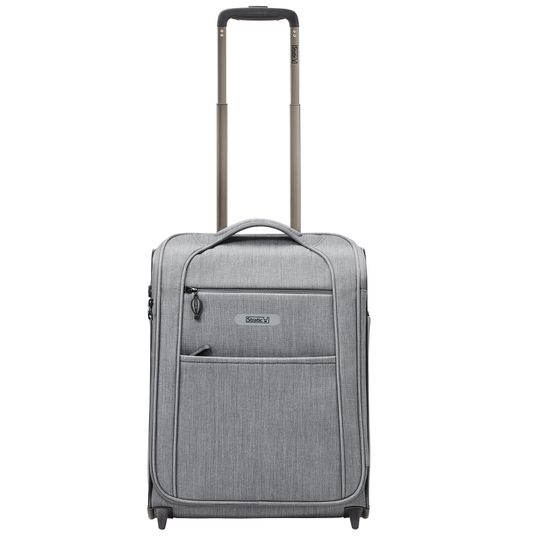 Stratic Floating Grau 2-Rollen Trolley S 55cm