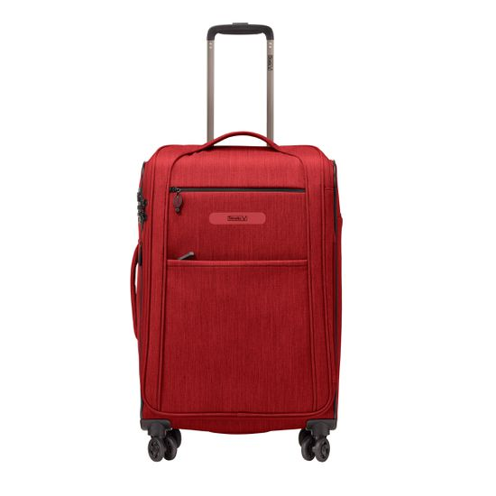 Stratic Floating Rot 4-Rollen Trolley M 68cm