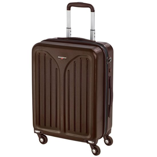 Hardware Skyline 3000H Coffee Braun 4-Rollen Trolley S 55cm