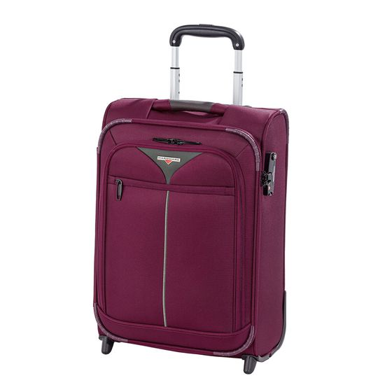 Hardware - Koffer Skyline 3000 - Cabin Size S - Trolley - 2 Rollen - Berry Grey