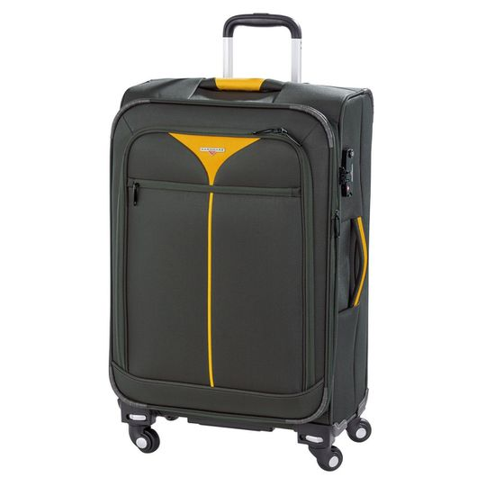 Hardware - Koffer Skyline 3000 -  Trolley M - 68cm 4Rollen - Ivy Yellow