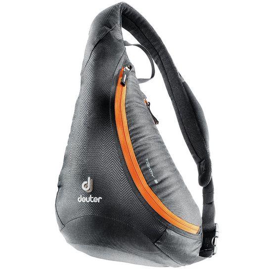 Deuter Crossbag Tommy S Black Orange