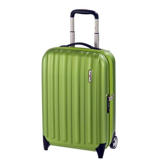 Hardware - Koffer Profile Plus - Handgepäck - Trolley - 55cm 2 Rollen - Apple Green