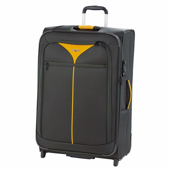 Hardware - Koffer Skyline 3000 - Trolley M - 63cm 2 Rollen - Ivy Yellow
