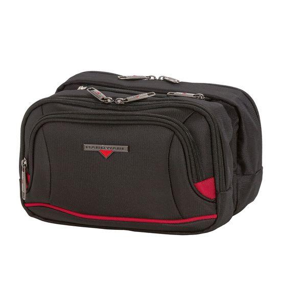 Hardware O-Zone Double Travel Kit Black Red