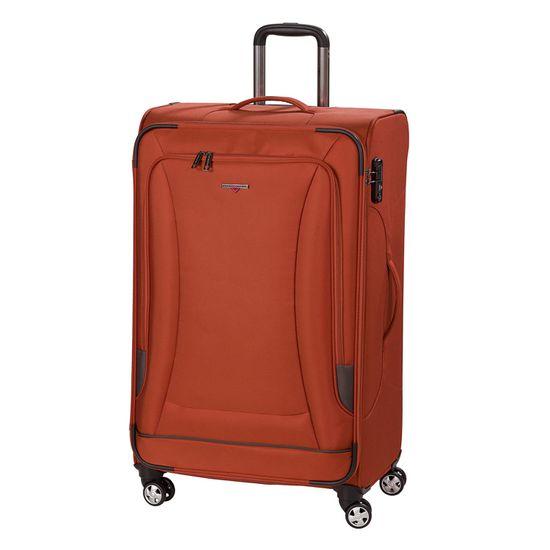 Hardware O-Zone Orange Grey 4-Rollen Trolley L 80cm
