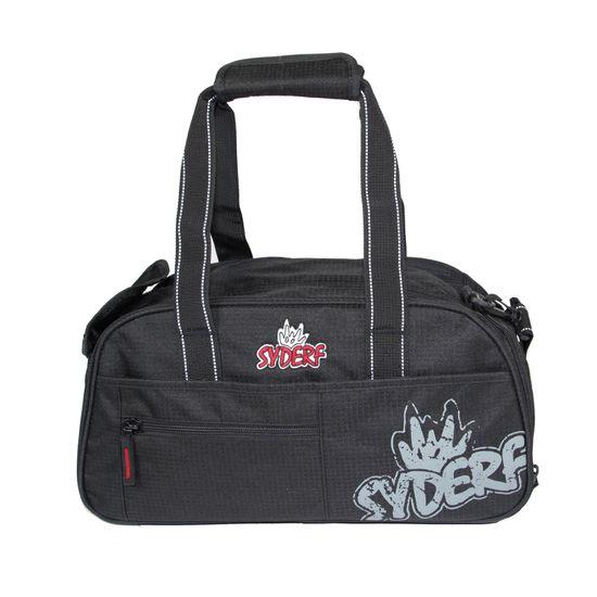 Syderf Sporttasche Schwarz / Black