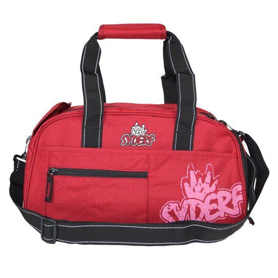 Syderf Sporttasche Rot Red