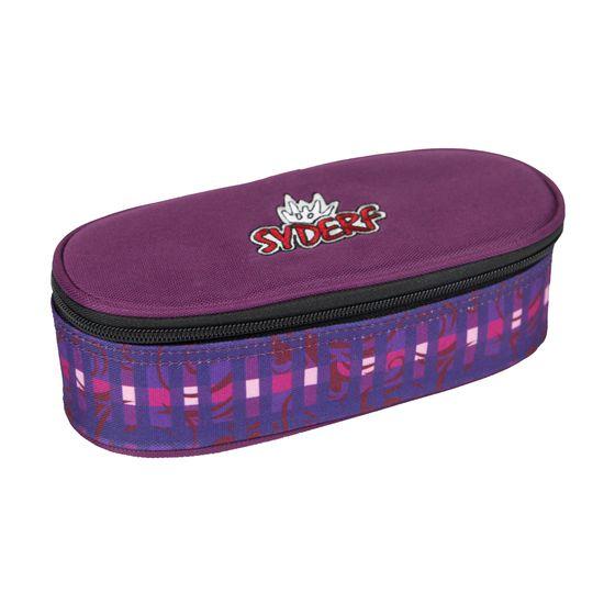 Syderf Schlamperbox Purple Check
