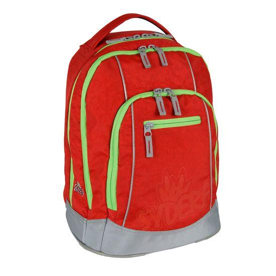 Syderf Five Red Schulrucksack